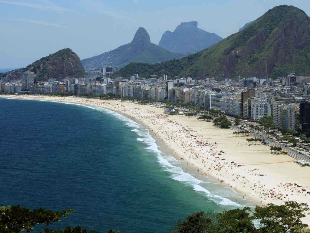 copacabana must go