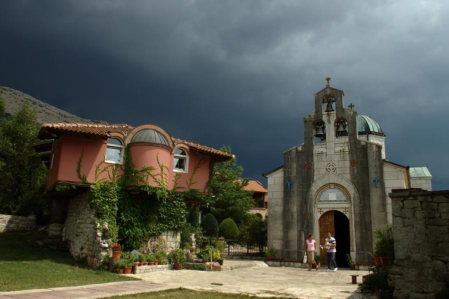 Tvrdoš Monastery
