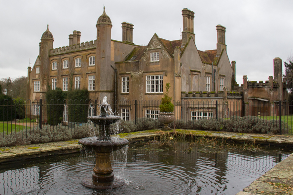 Marwell Hall near Winchester in Hampshire