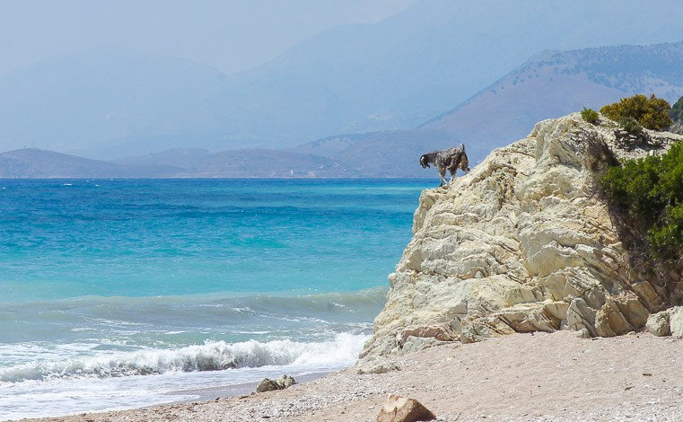The beautiful untapped beaches of Albania