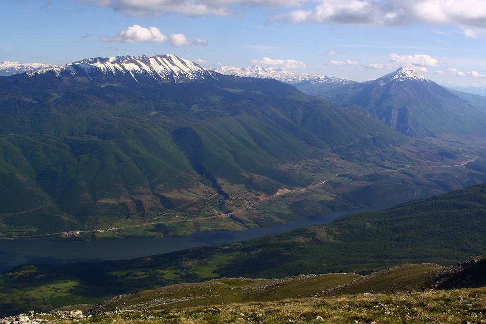 Albania's stunning mountainous landscape