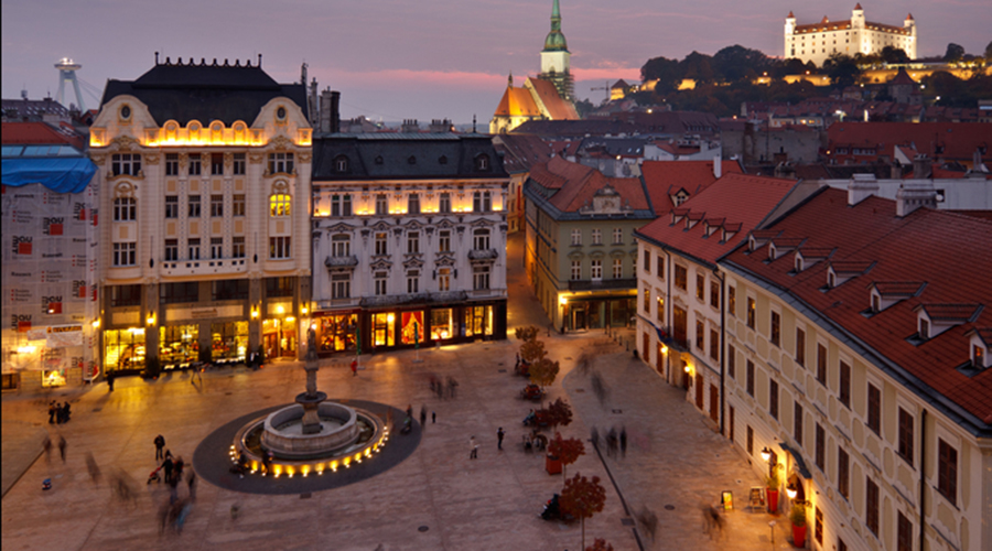 Travel Guide to Slovakia