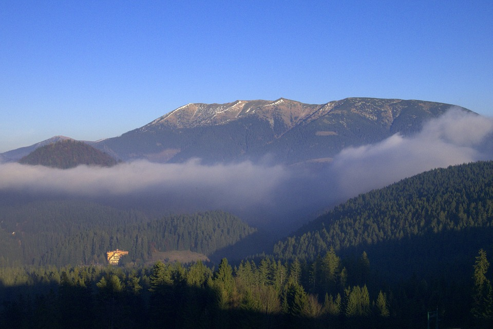 Slovakia Tatras Mountains