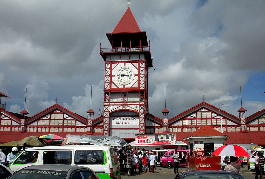 Stabroek Market Guyana