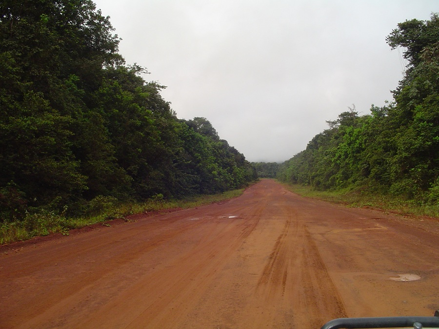 A 4x4 ride is one of the best ways to beat the Guyana interior
