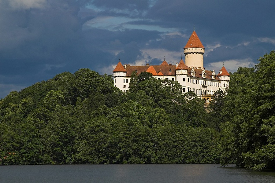Konopiste Chateau