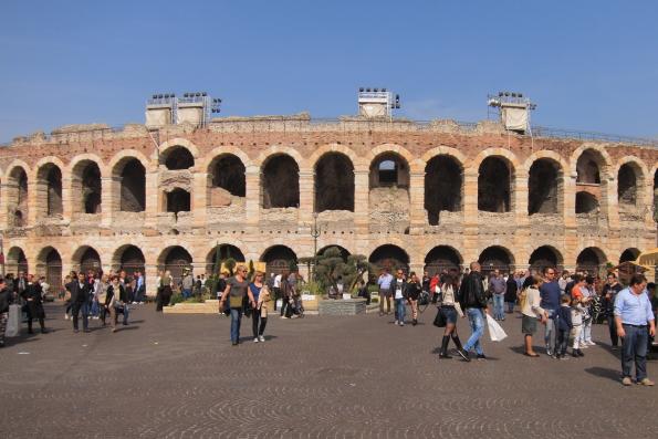 Façades of Verona – Roman and Medieval