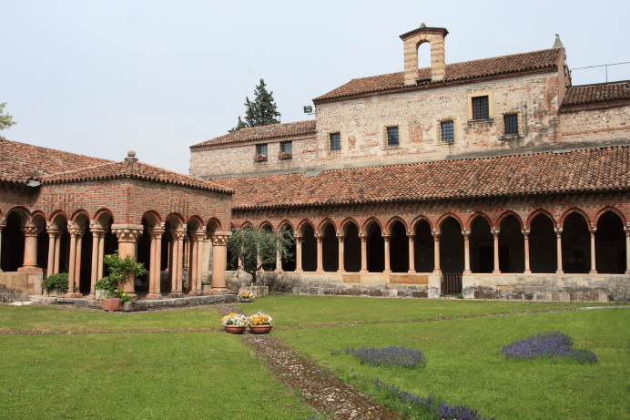 Cloisters of the Cattedrale di Verona