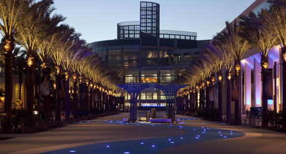 anaheim convention centre