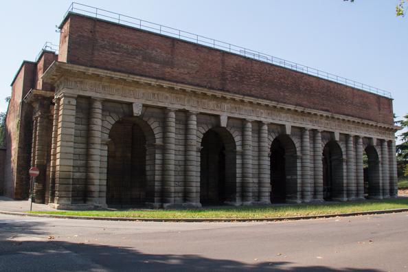 Porta Palio in Verona
