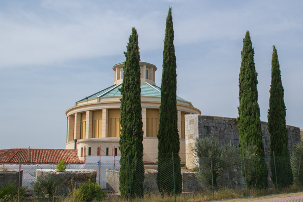 Church of Madonna di Lourdes in Verona