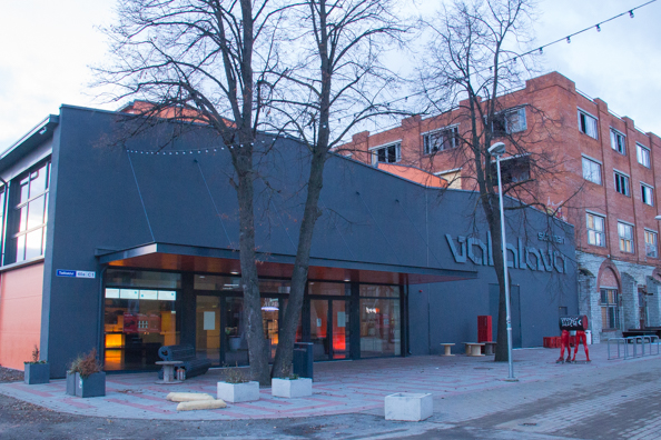 Telliskivi Creative City in Tallinn, Estonia