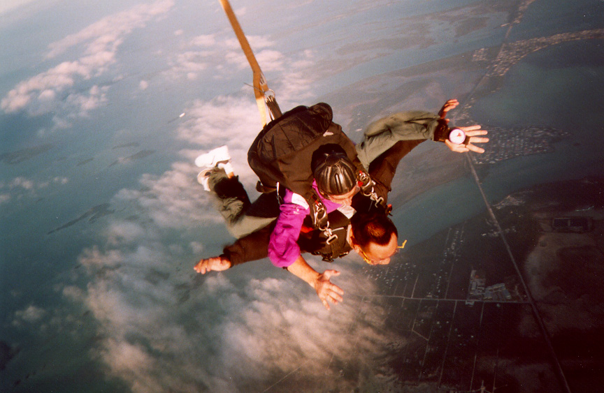 Skydiving-Florida