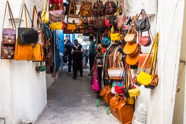 Culture, Colours and Crafts in Tunisia