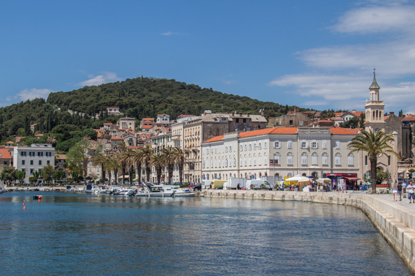 Three Beautiful Towns in Dalmatia, Croatia: Split, Trogir and Dubrovnik
