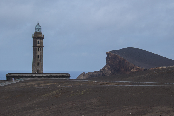 Capelinos Volcano and Interpretation Centre in the Azores