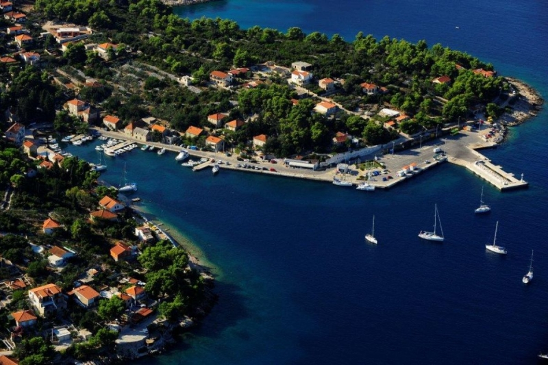 Solta island one of the best islands off Croatia