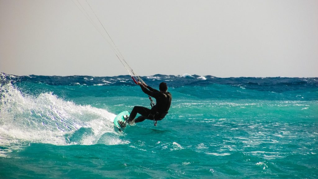 Best Places in the World to Kitesurfing