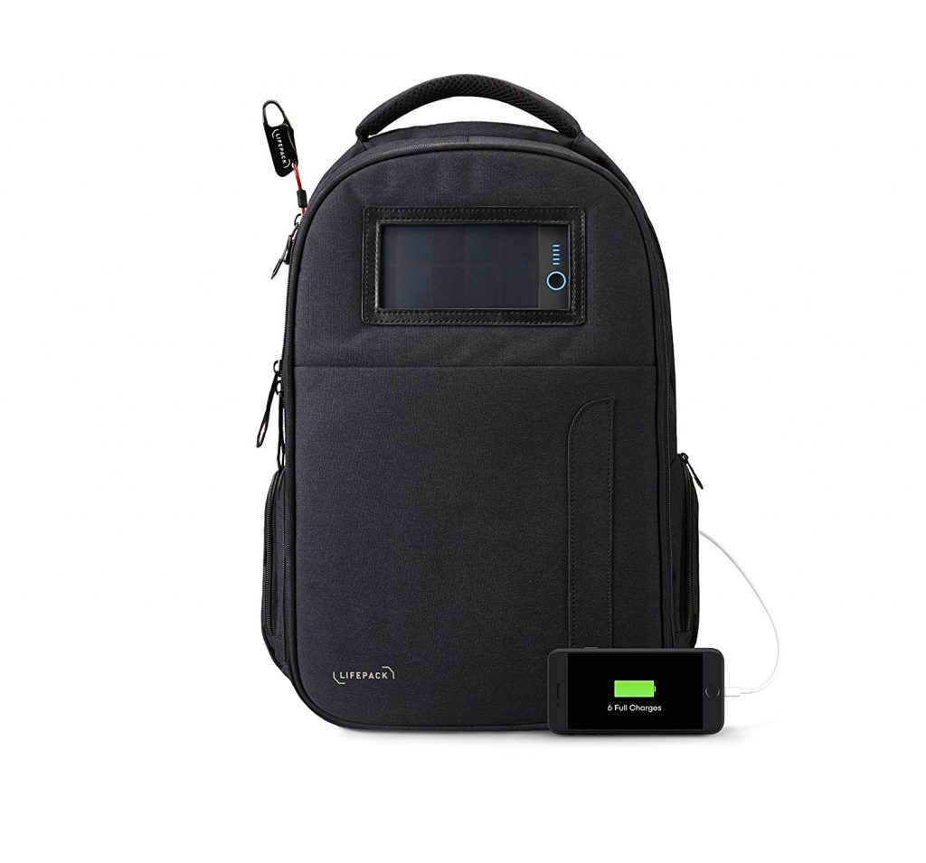 best smart backpacks 2018