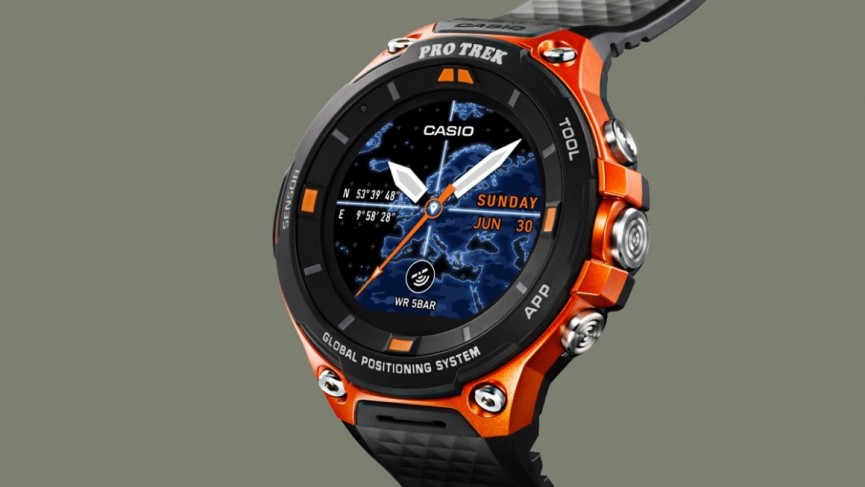 best watches for hiking