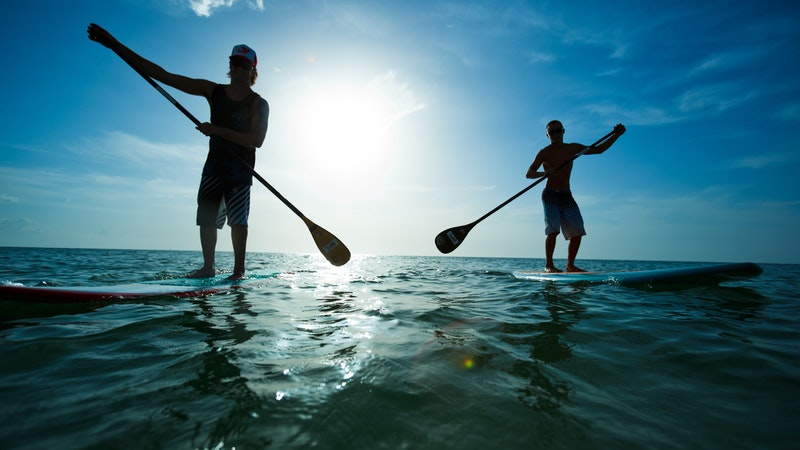 best places to sup in the world